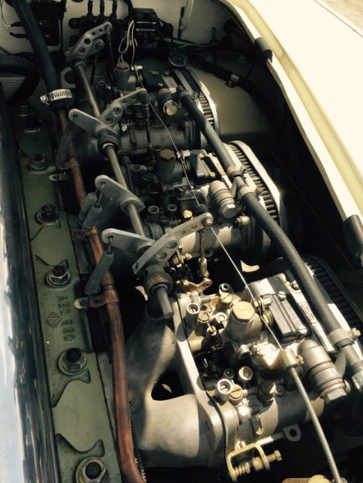 "AUSTIN HEALEY 3000 MKII ""A"" BJ7 - 1963"